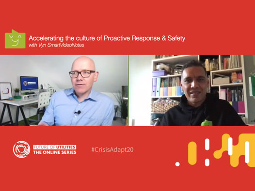 Accelerating the Culture of Safety and Proactive Response with Vyn SmartVideoNotes