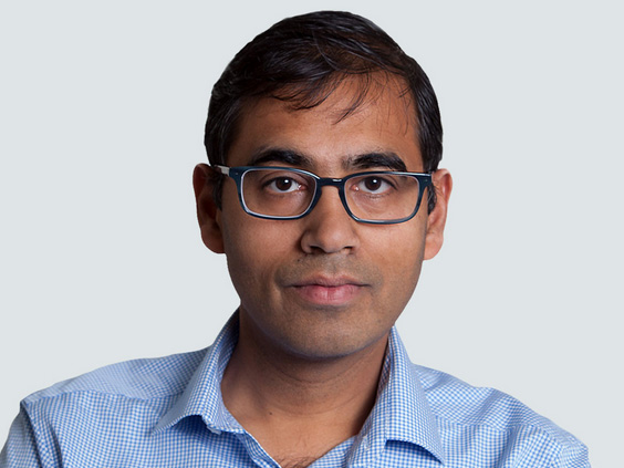 Ashu Garg, CEO of eightfold inc. is a true guru of all things on Search and holds 50+ patents