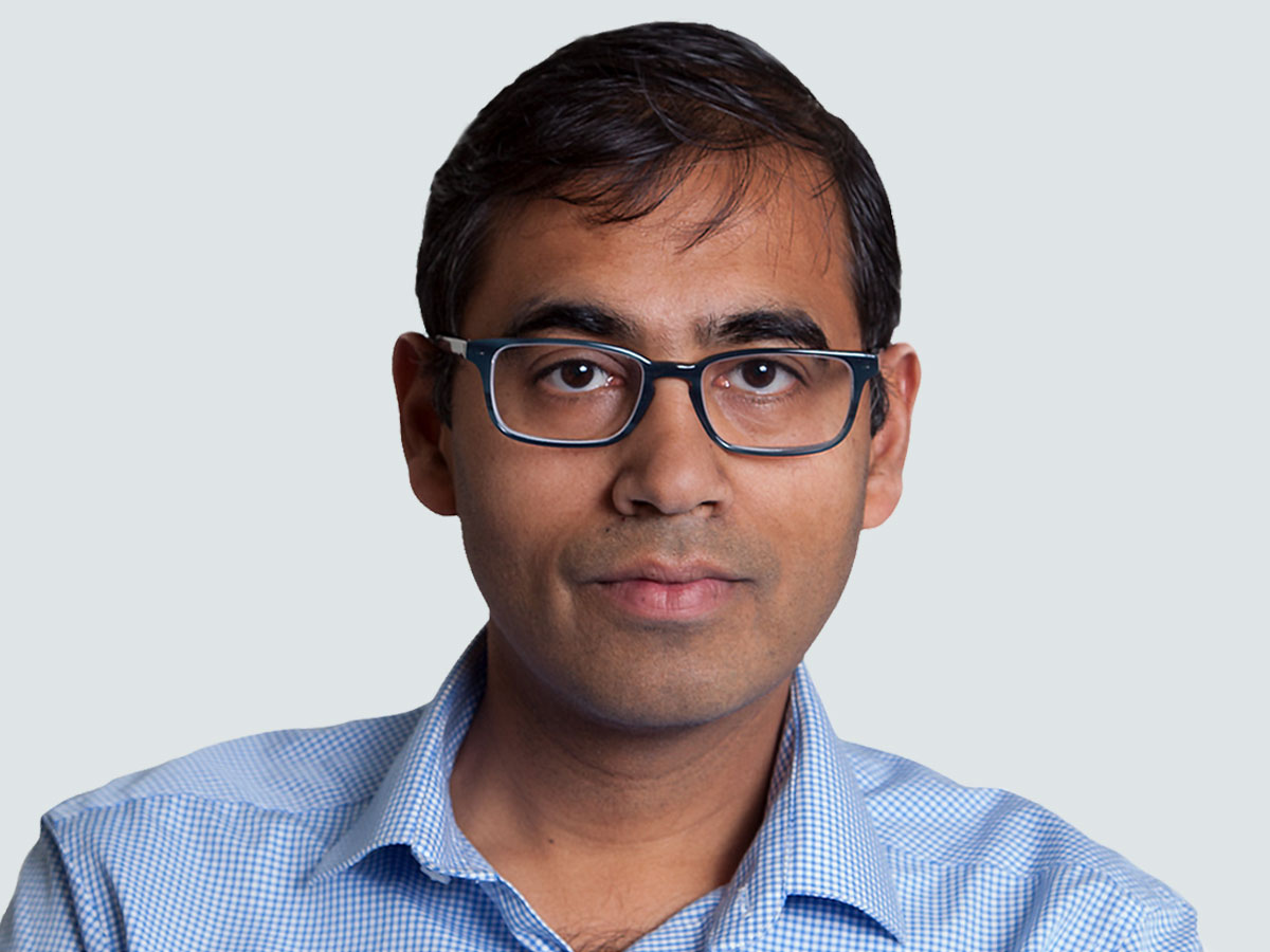 Ashutosh Garg, CEO and Co-Founder of Eightfold.ai